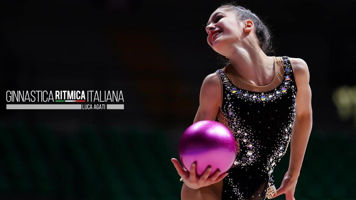 Sofia Raffaeli quarta nell'AA