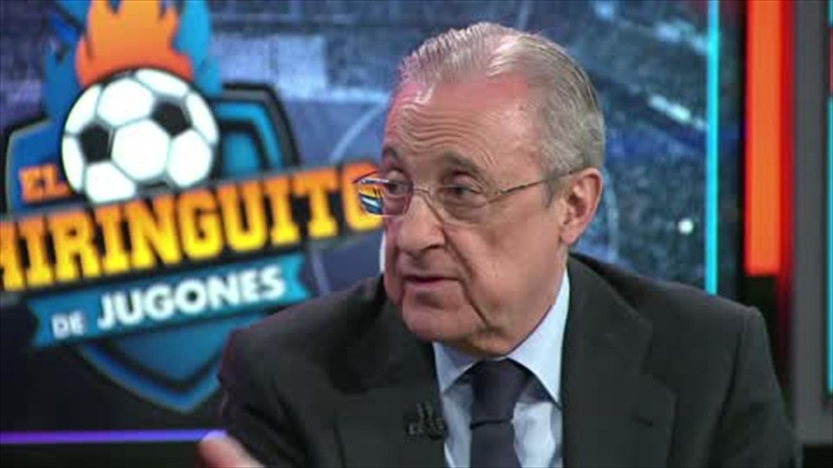 'We will be dead by 2024' - Perez says Champions League has to be replaced by Super League