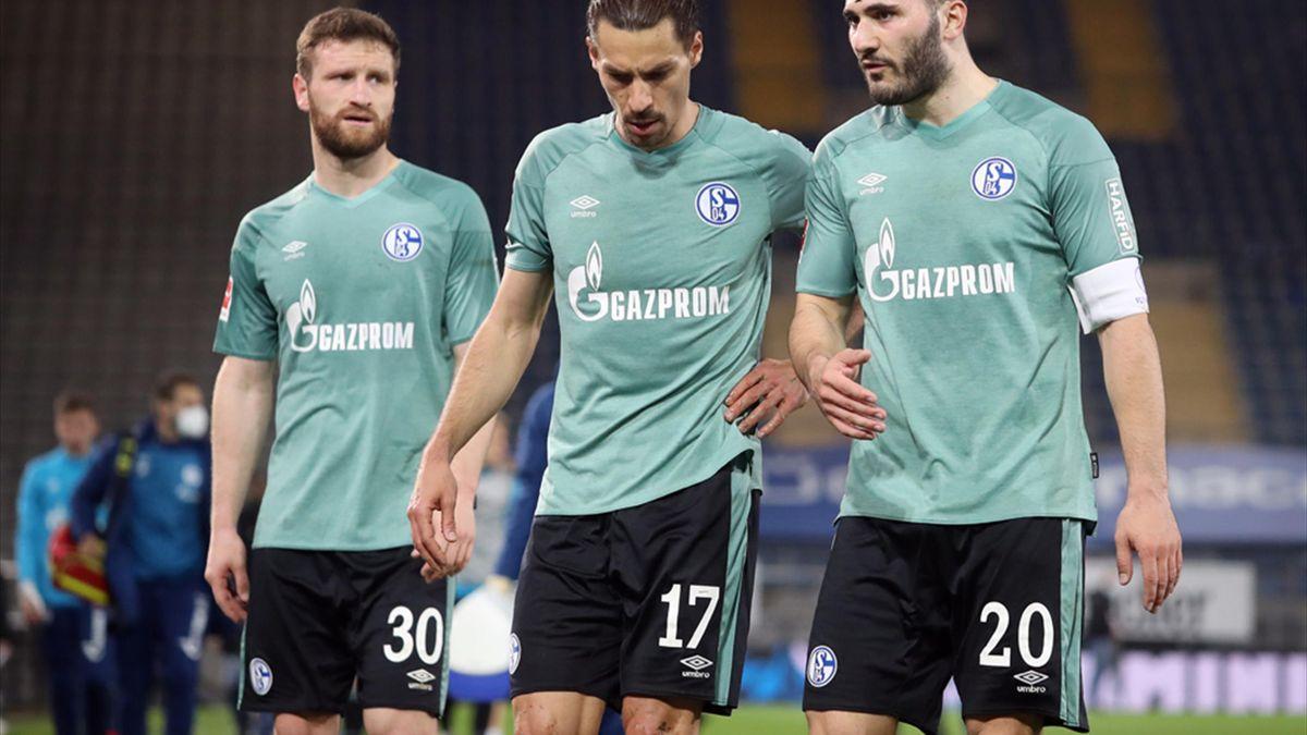 Schalke 04 steigt aus der Bundesliga ab
