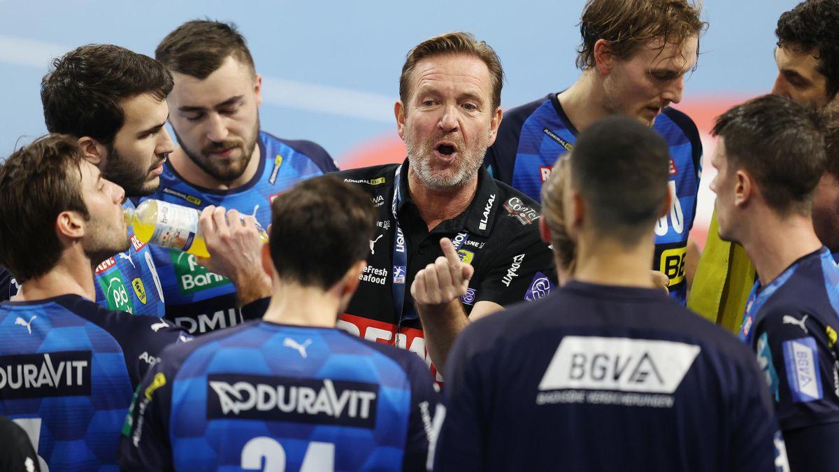 Trainer Schwalb und die Löwen ziehen ins Final Four ein