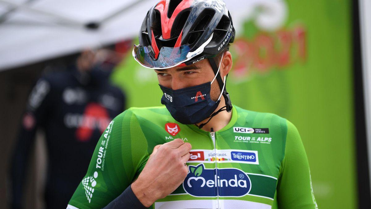 Gianni Moscon három nap alatt 2 győzelmet gyűjtött a Tour of the Alps-on