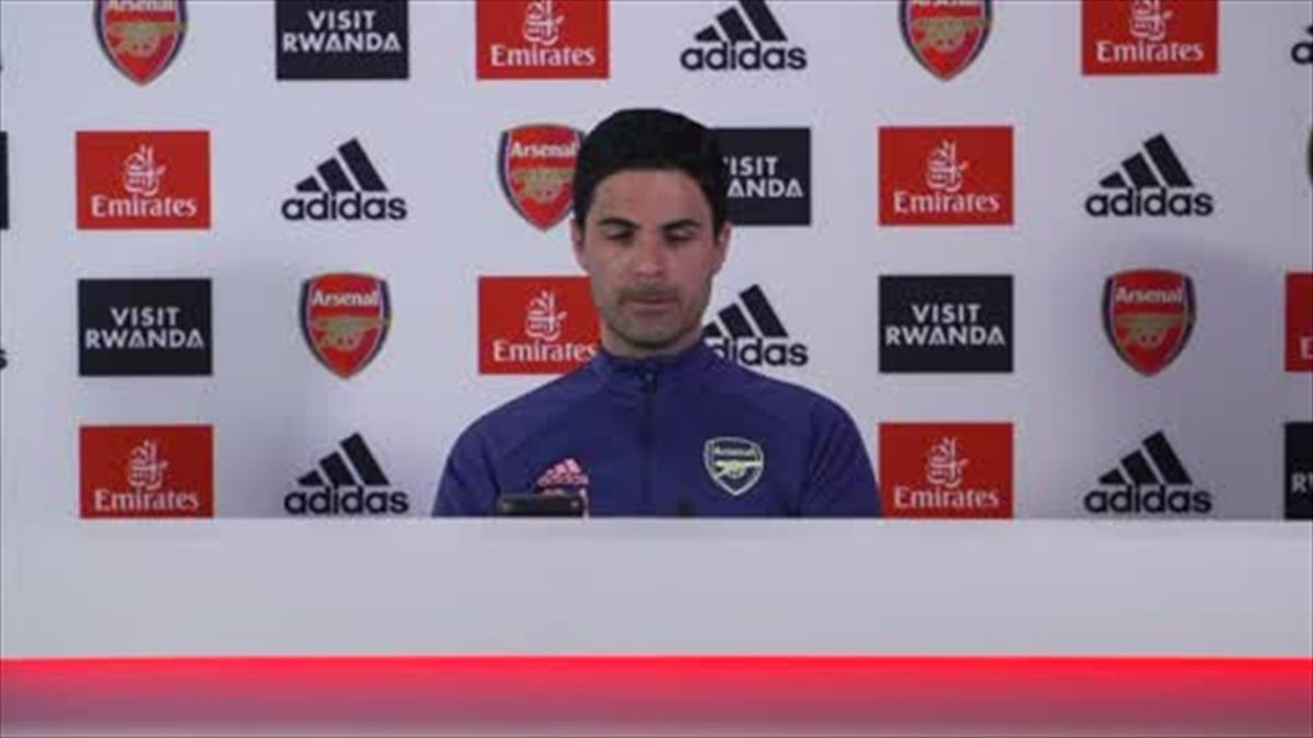 'Some damage has been done' - Arteta on Super League disaster
