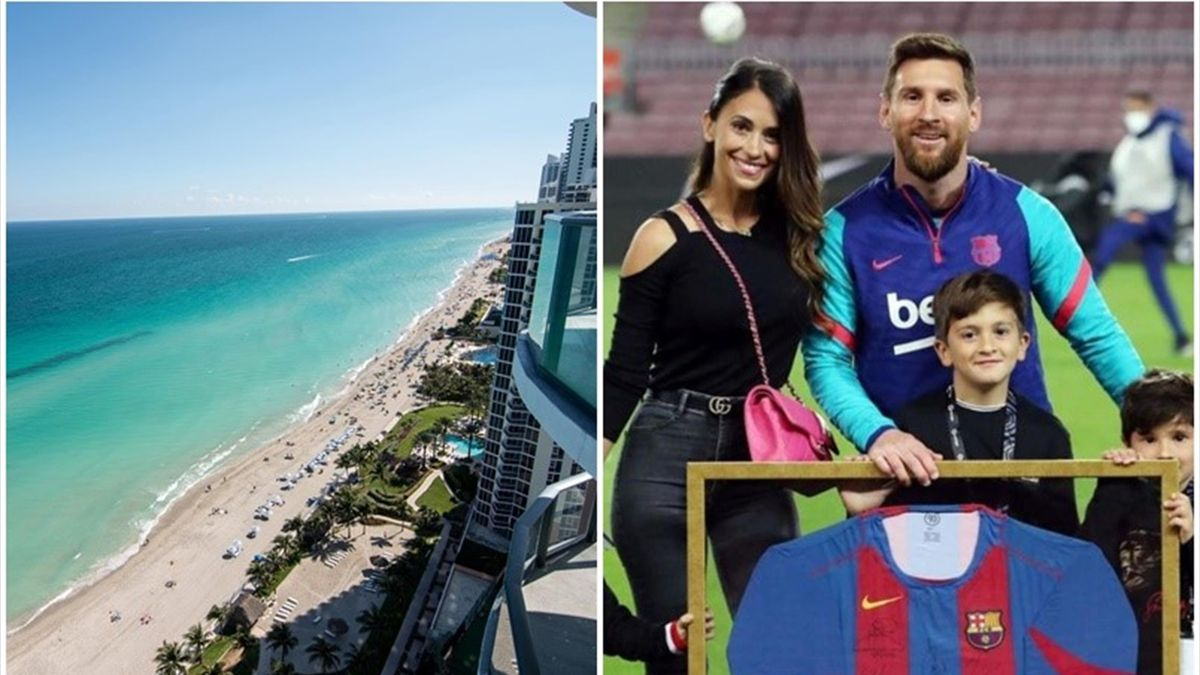 Messi a cumpărat un apartamentul de vis în Miami