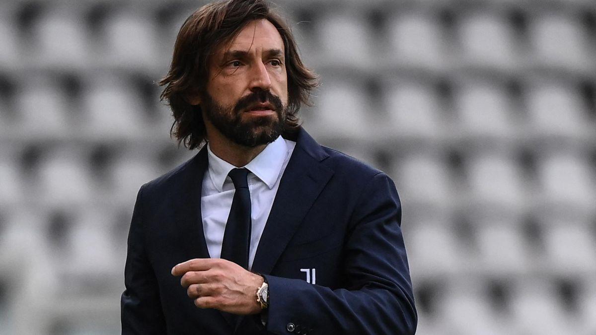 Andrea Pirlo befürchtet keine Sanktionen für Juve