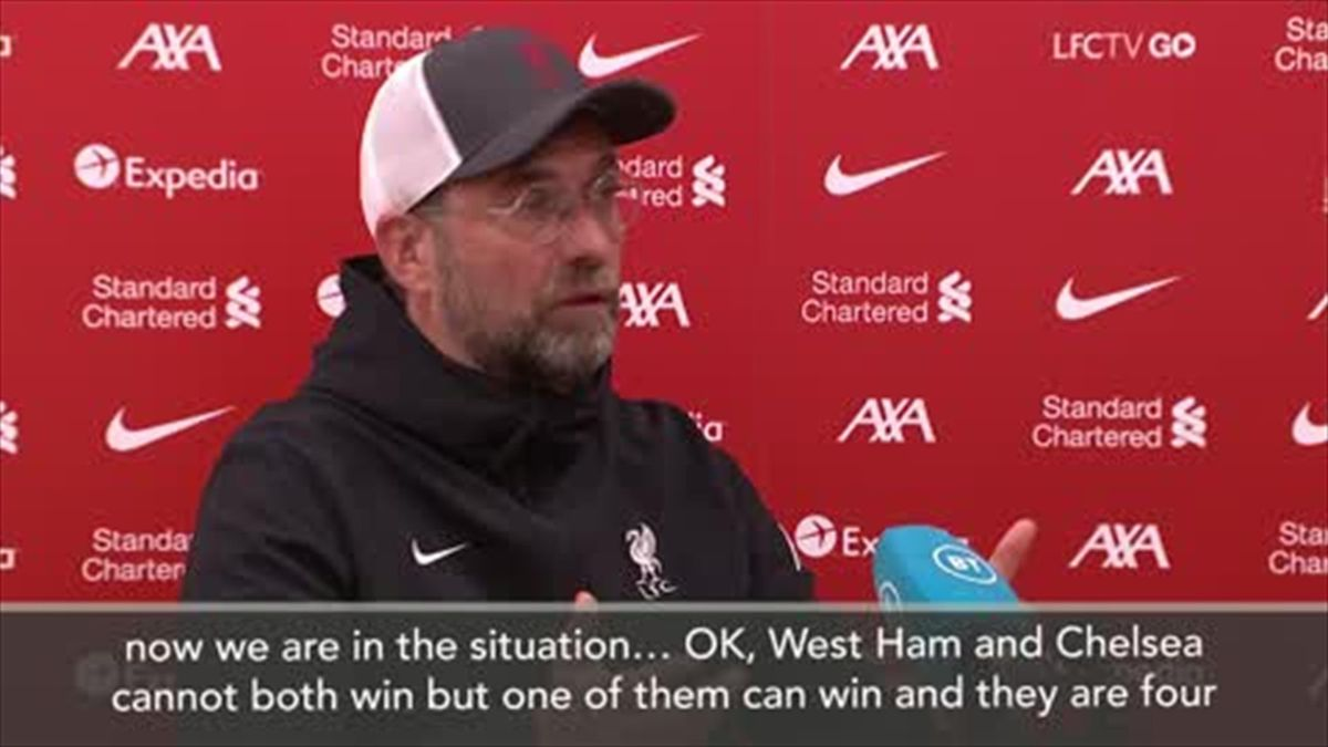 If you can't finish games off why should you play in Europe? - Jurgen Klopp