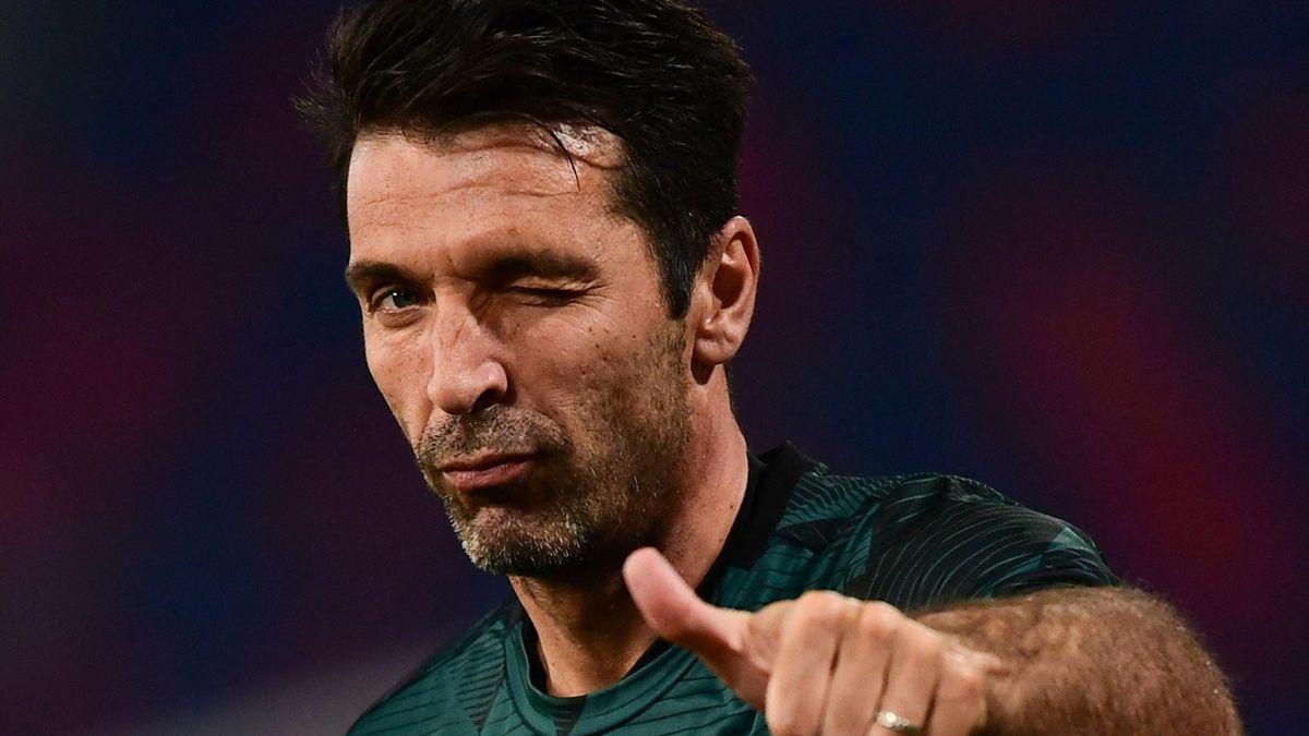 Gianluigi Buffon denkt an die Nachwuchskeeper