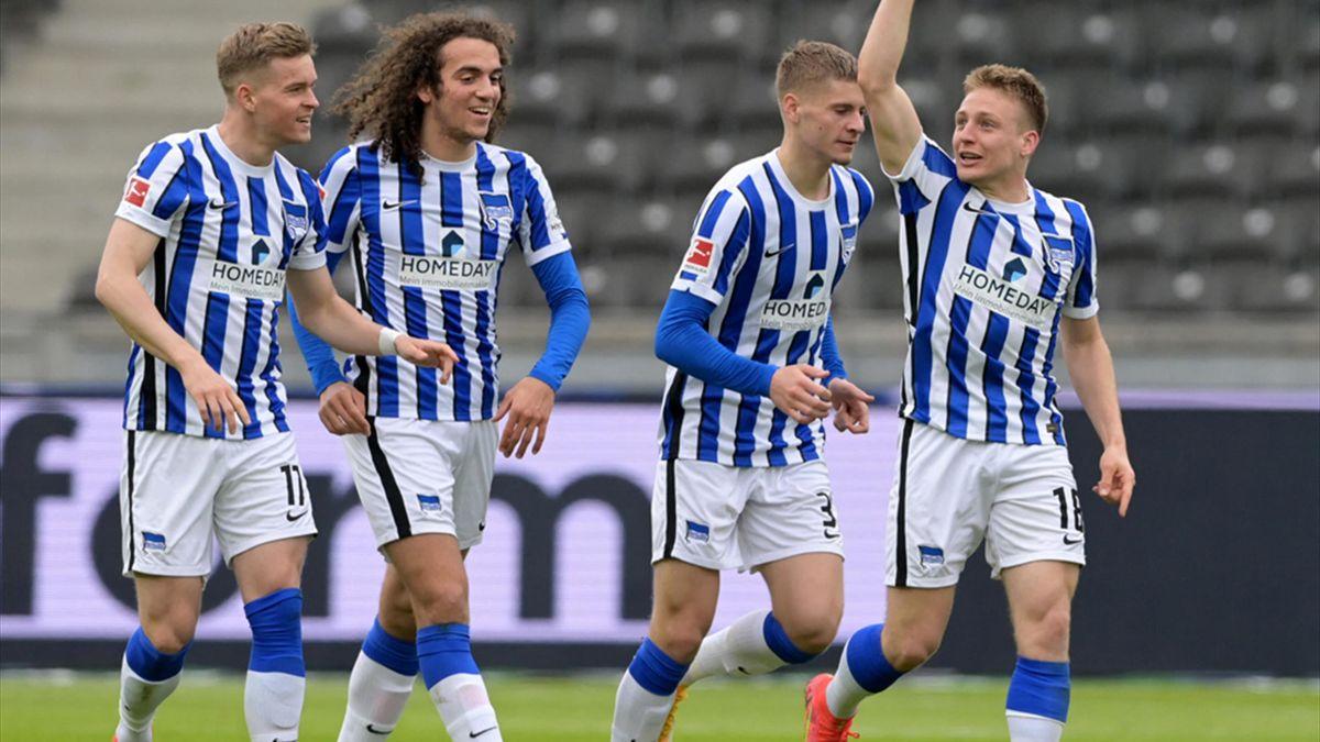 Nach Isolation: Hertha BSC steigt in Spielbetrieb ein