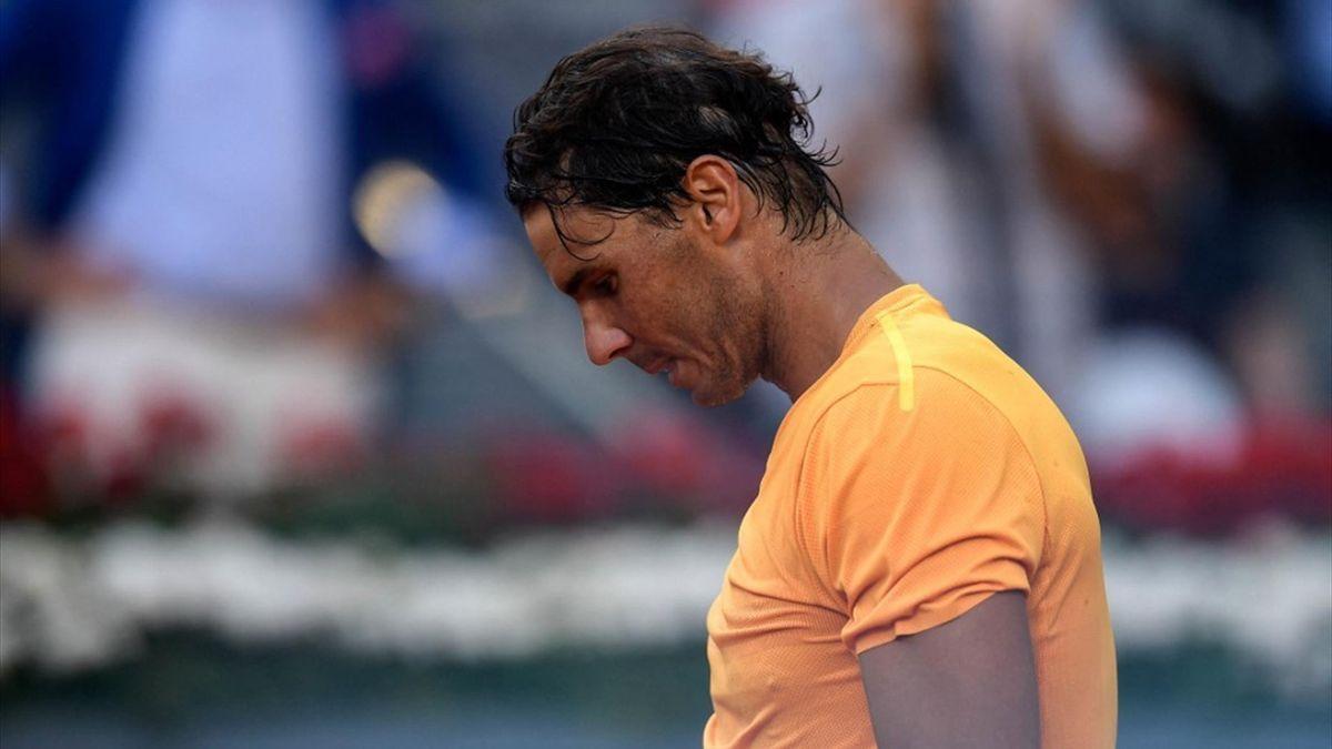 Rafael Nadal nagy Real Madrid-rajongó