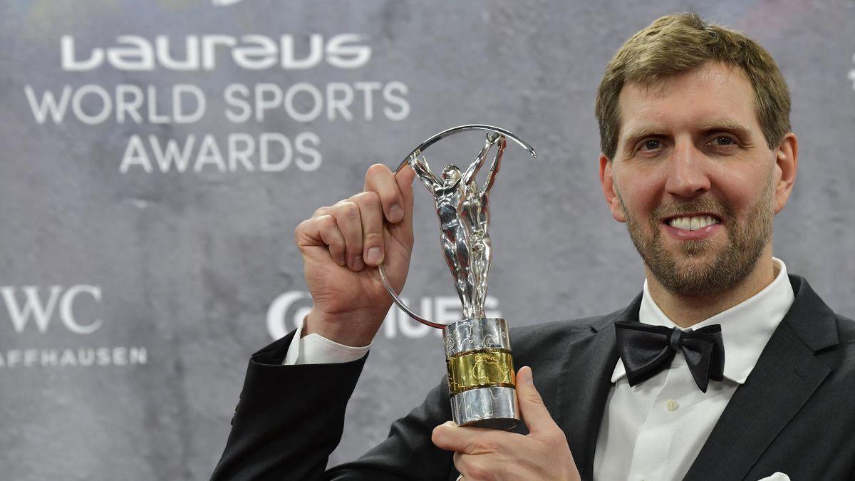 """Dirk Nowitzki: """"Dennis wird unser bester Spieler sein"""""""