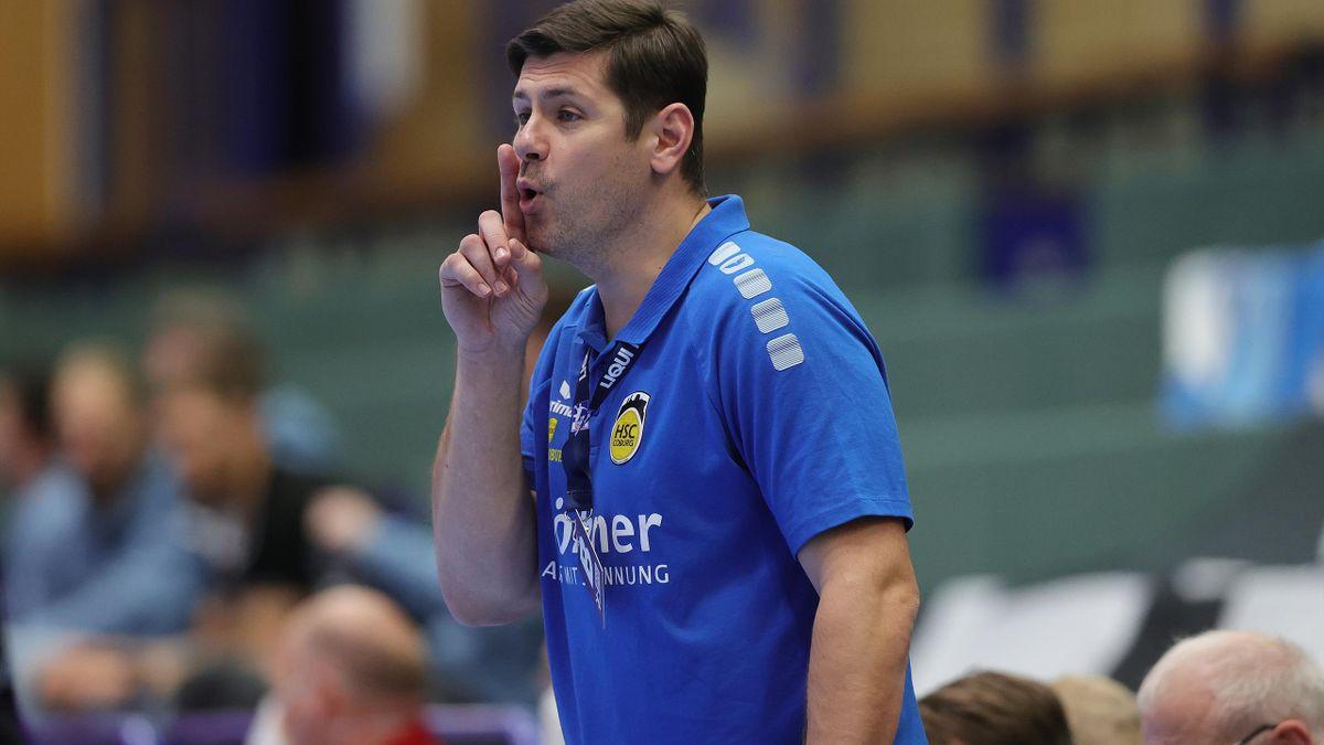Der HSC Coburg verpflichtet estnischen Nationalspieler