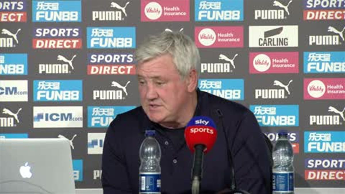 'We just weren't good enough' - Bruce reacts to latest defeat