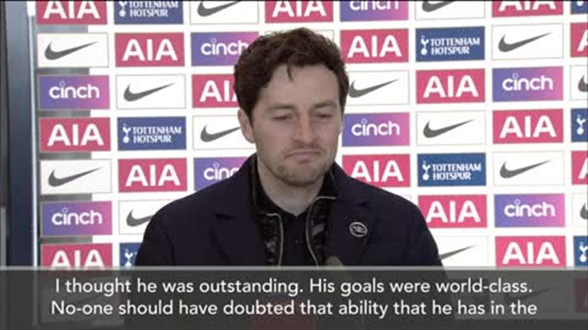 'No one should have doubted him' - Mason on hat-trick hero Bale