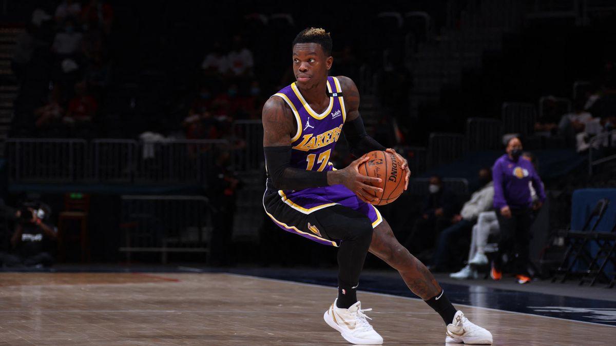 Lakers müssen ohne Dennis Schröder auskommen