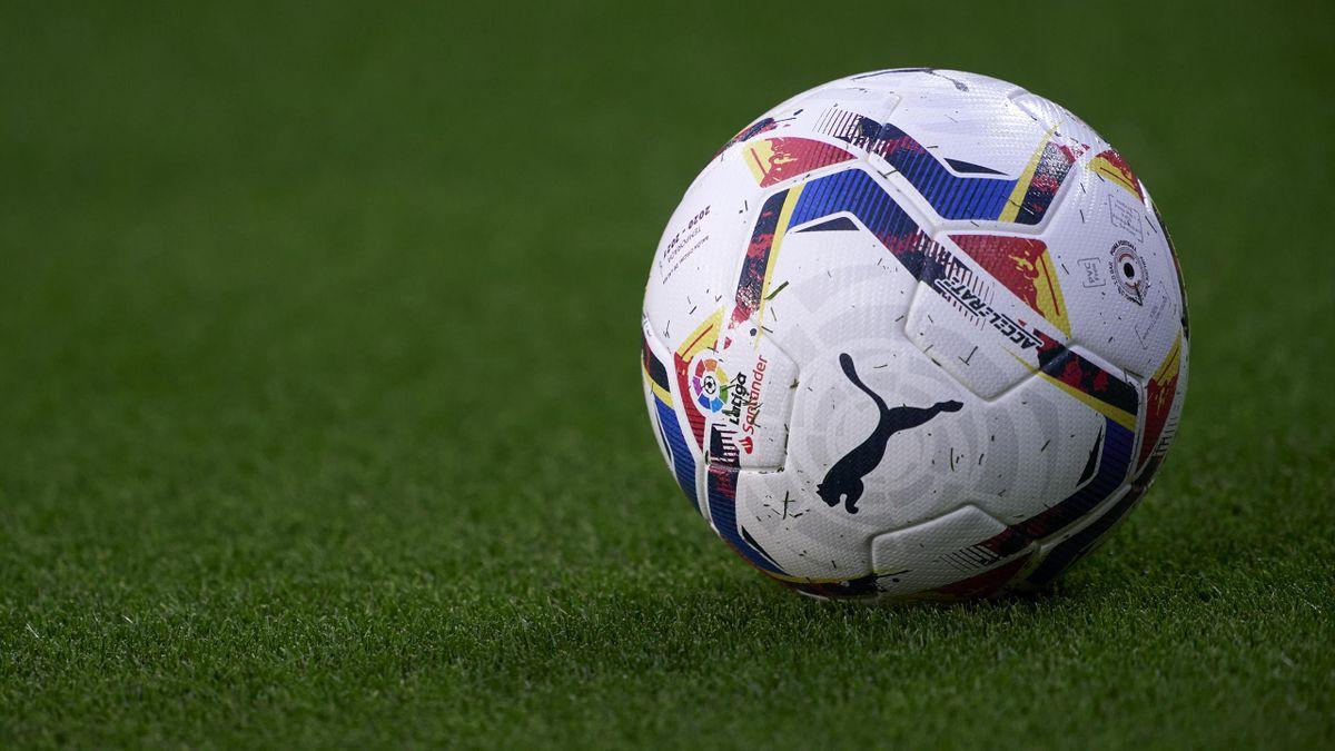 El balón de LaLiga 2020-21
