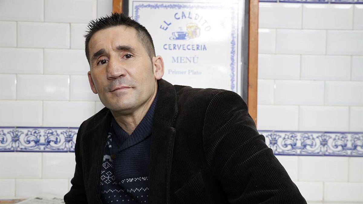 Poli Díaz, detenido por la Policía