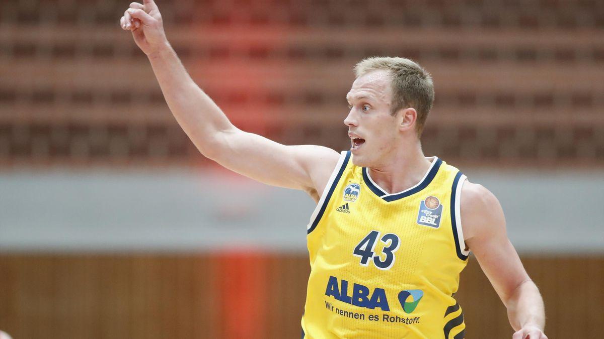 Luke Sikma und Alba Berlin schlagen den Tabellenführer