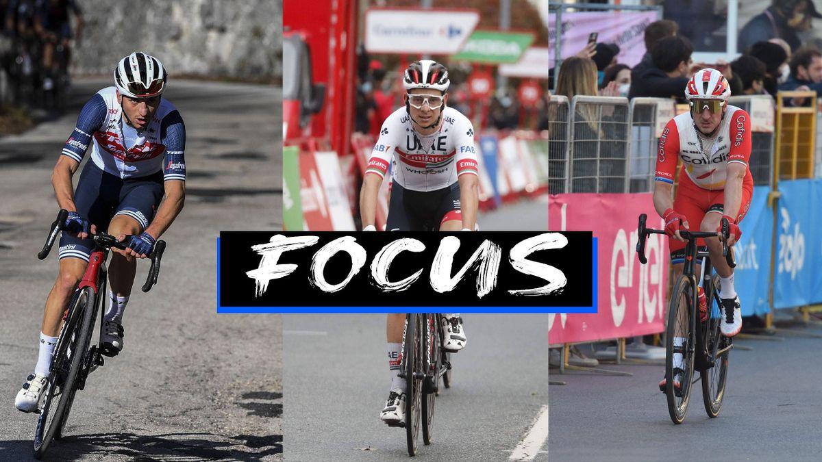 Italiani al Giro d'Italia 2021
