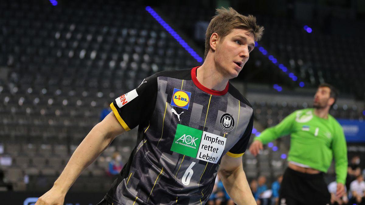 Finn Lemke und Deutschland treffen auf Österreich