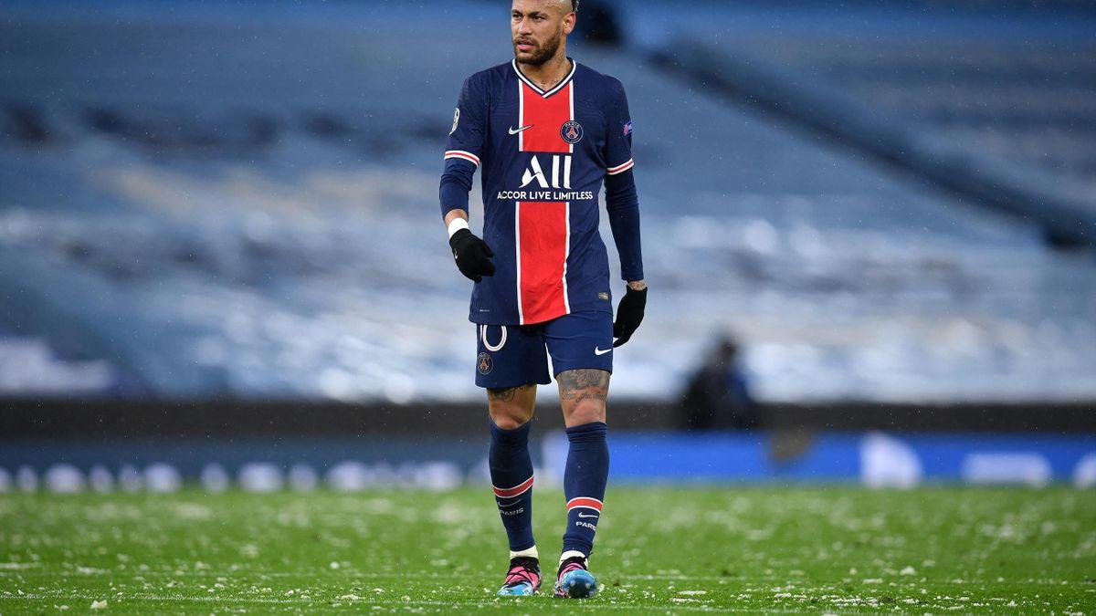Neymar bleibt Paris bis 2025 erhalten