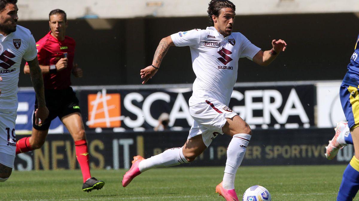 Simone Verdi (Hellas Verona vs Torino)