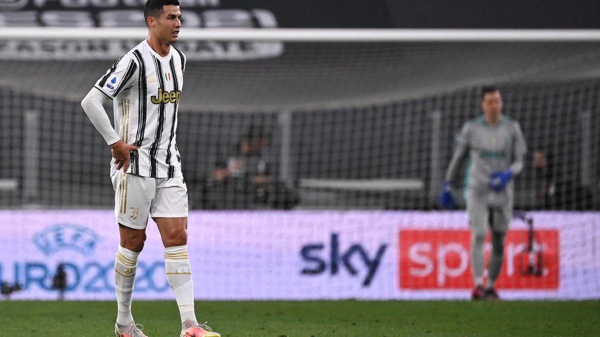 Schlimmer Abend für Juventus und Cristiano Ronaldo
