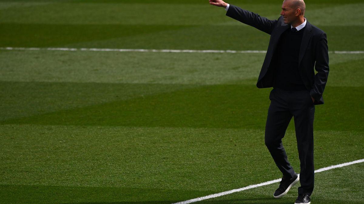Medien: Zidane soll neuer Trainer bei Juventus werden