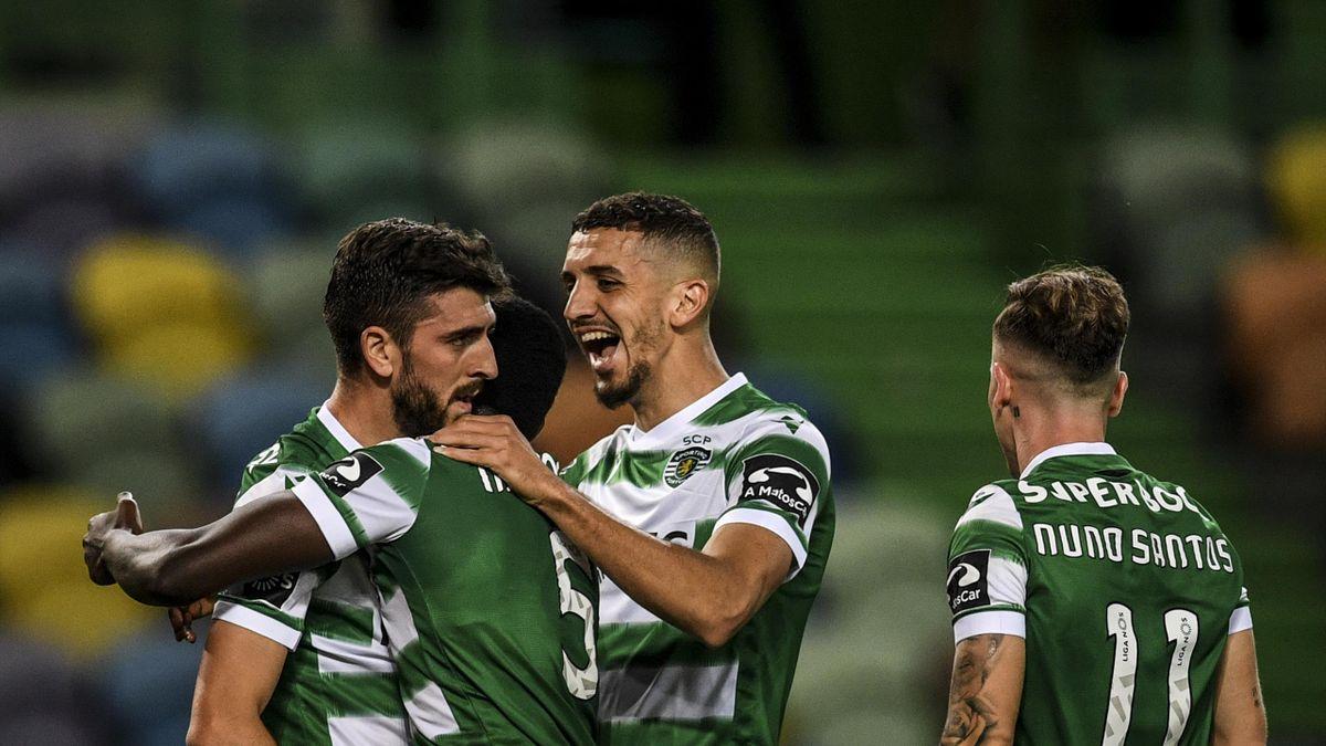 Paulinho schießt Sporting zur Meisterschaft