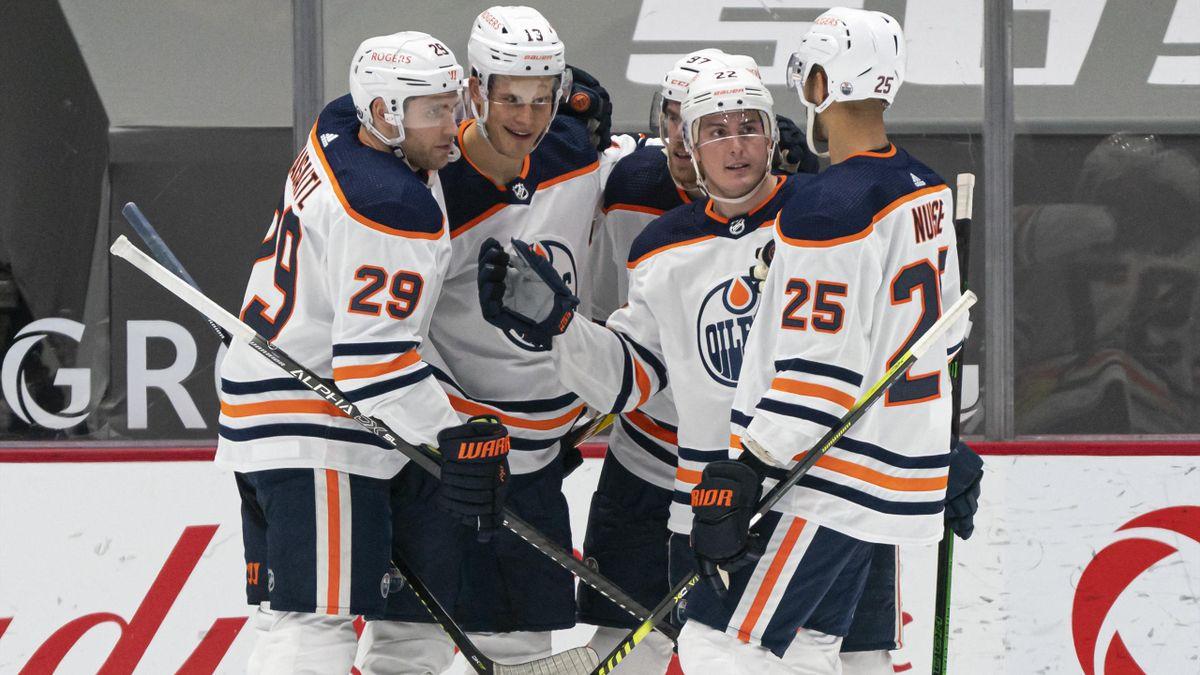 Der Play-off-Gegner der Oilers steht fest