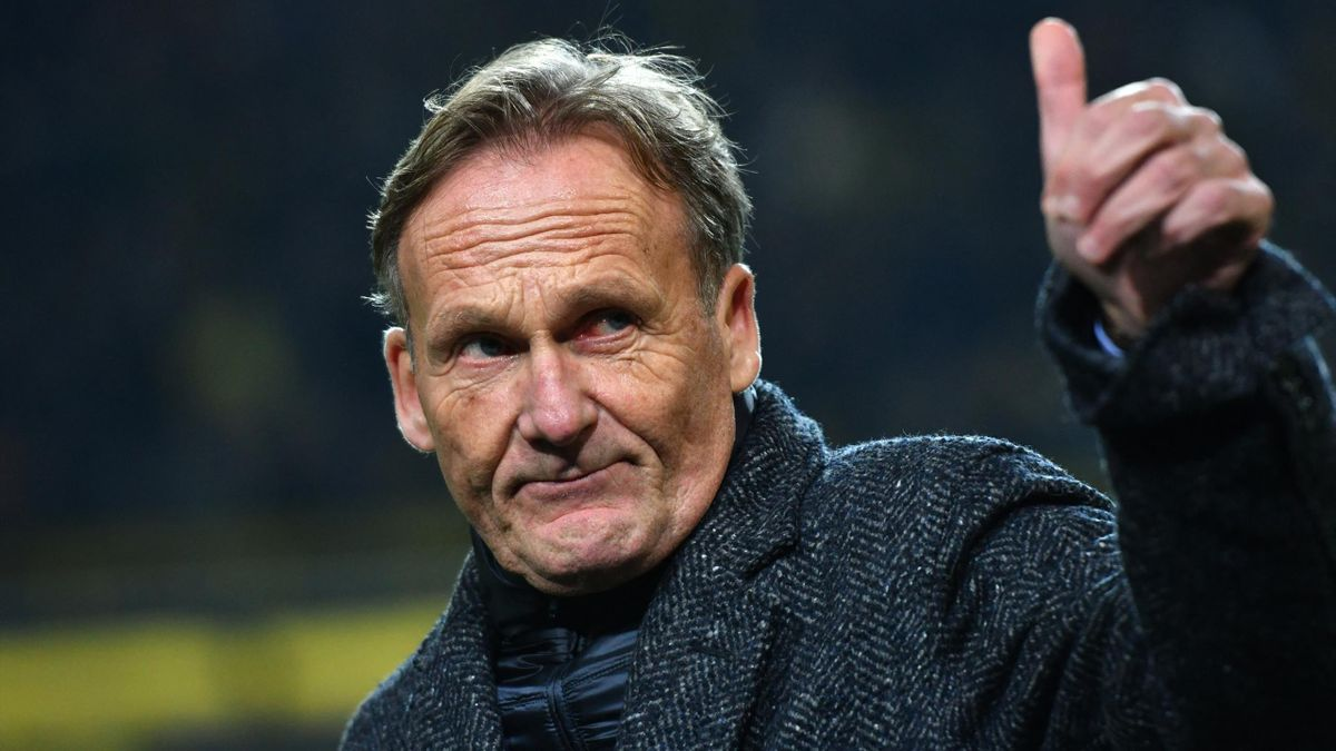 Laut Hans-Joachim Watzke nähern sich der BVB und RB an