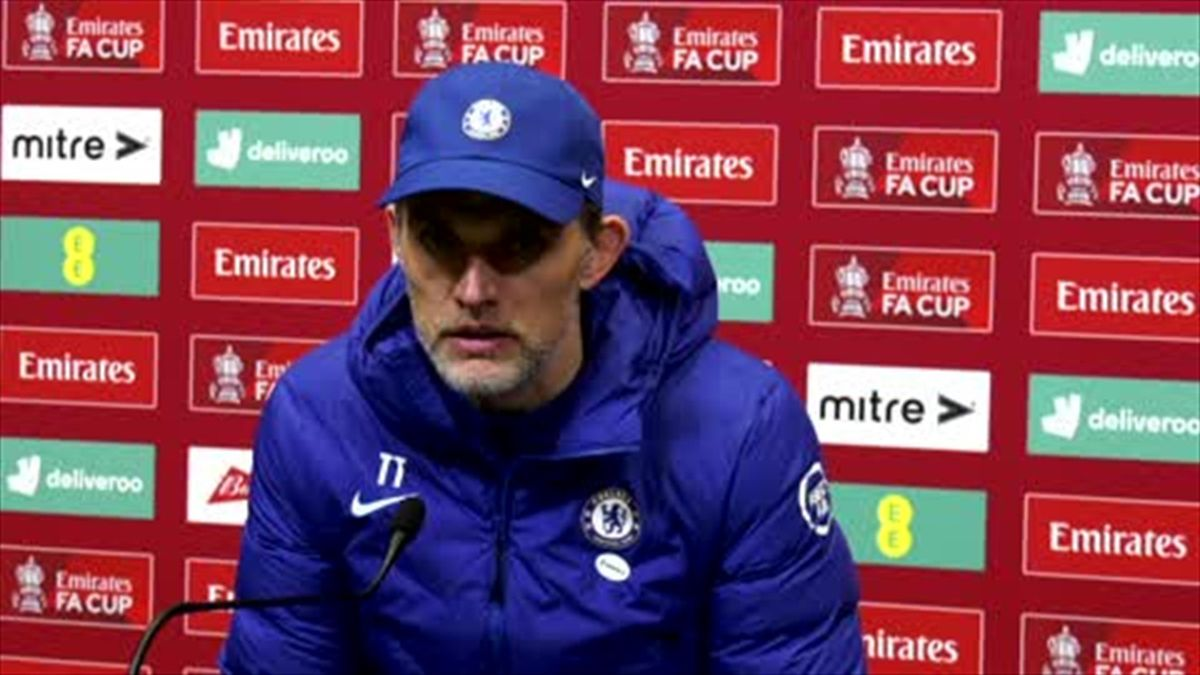 'We were simply unlucky' - Tuchel on Chelsea's FA Cup final defeat to Leicester