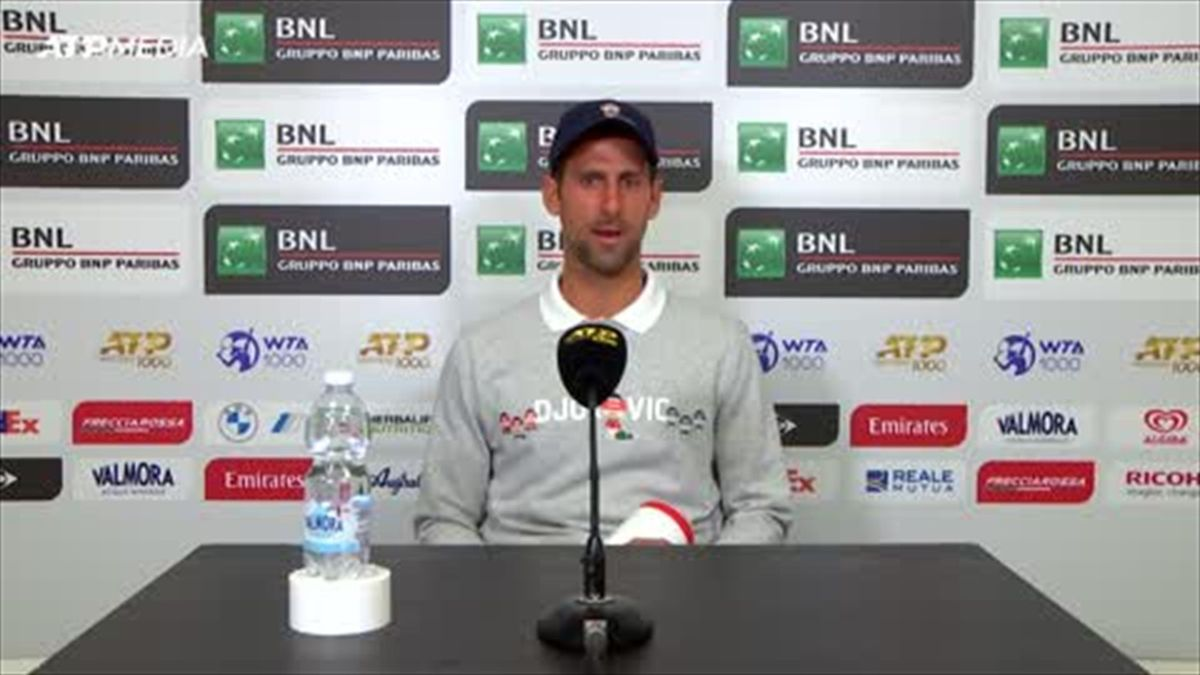 'There is no tougher challenge' – Djokovic on Nadal defeat