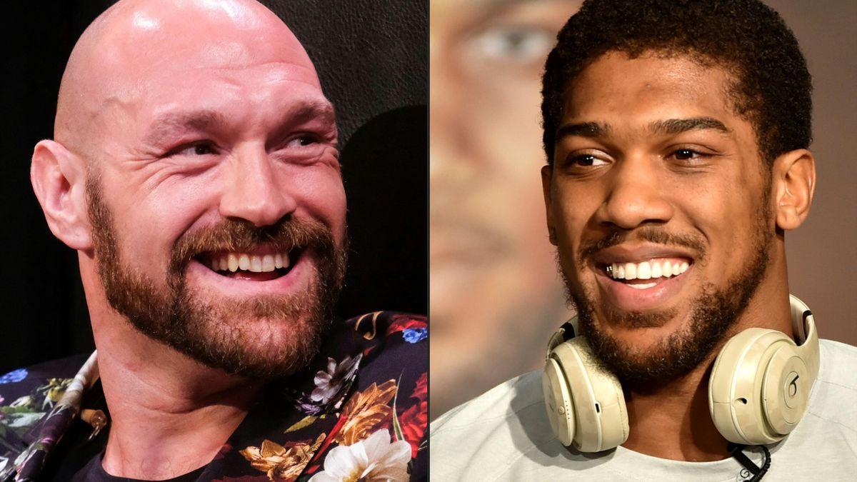 Fury und Joshua treffen wohl am 14. August aufeinander