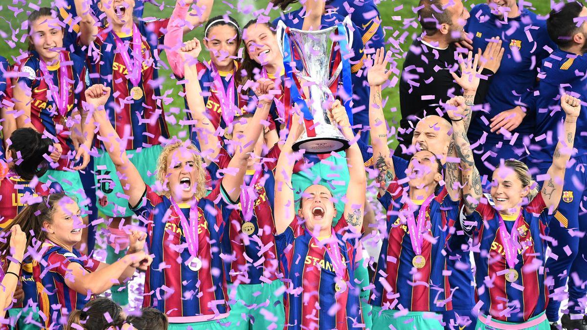 El Barça conquista la Champions femenina