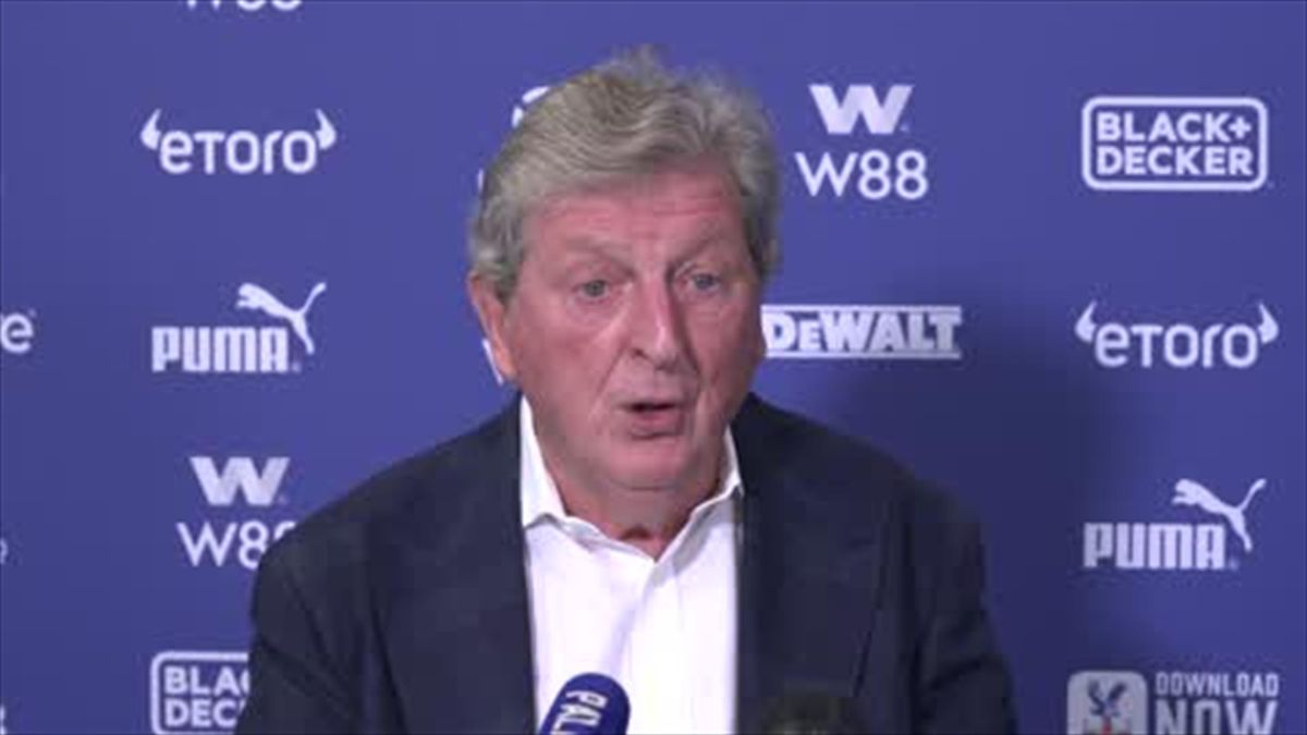 'It's been really brewing for a long time' - Hodgson on deicision to leave Palace