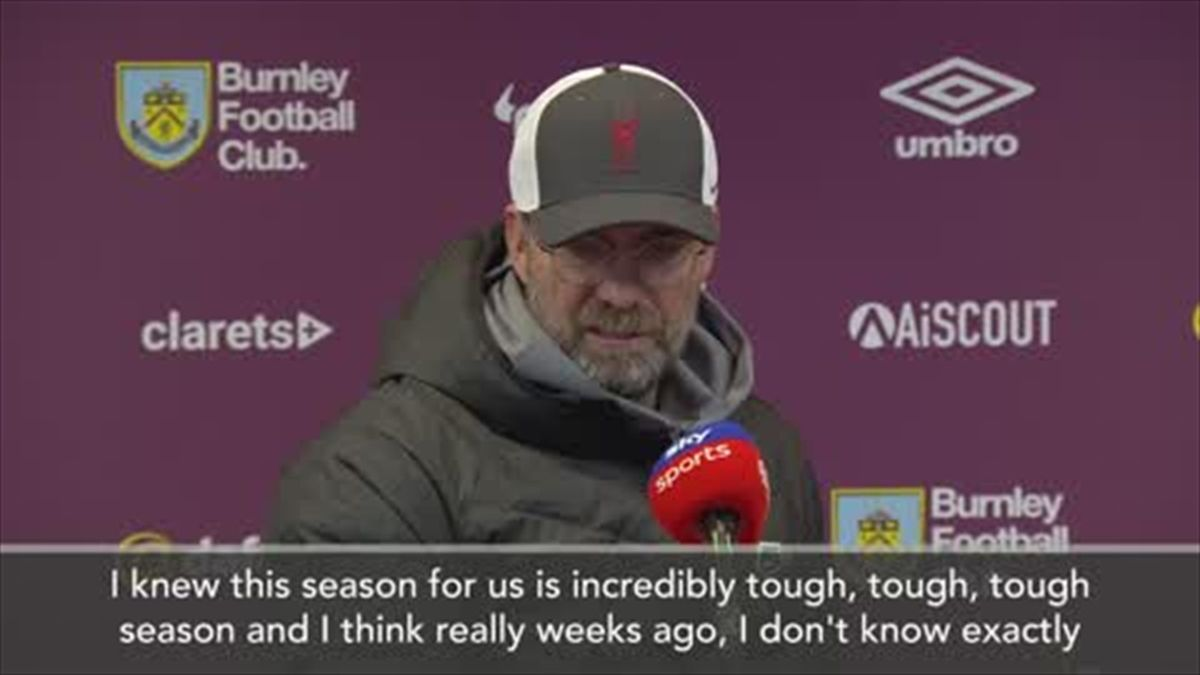 'Back on track' - Klopp on Champions League chances