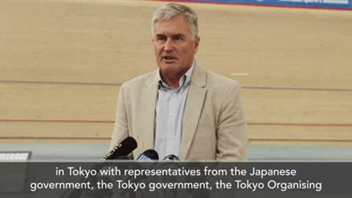 Tokyo Olympics 'absolutely going ahead' says Australian team leader