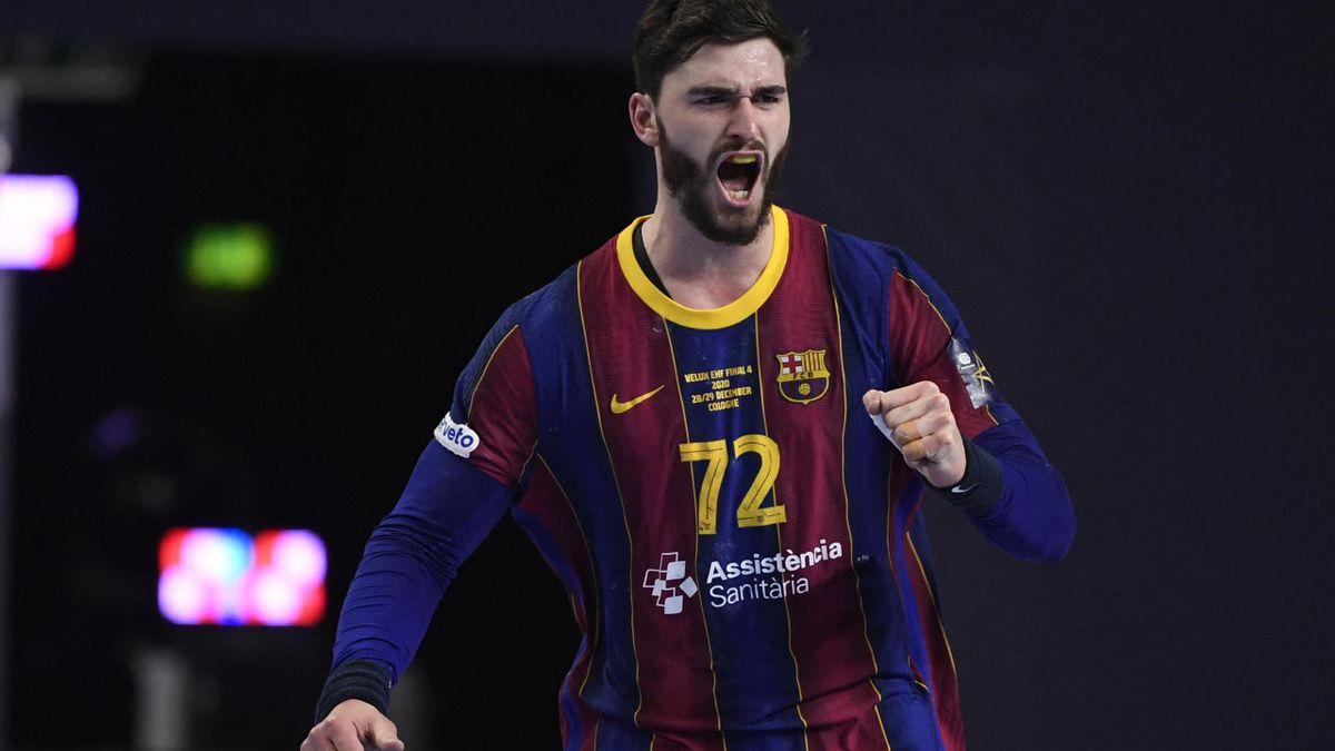 Barcelona steht im Halbfinale der Champions League
