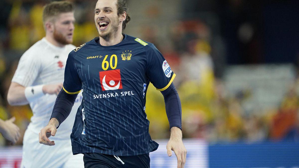 Ekdahl Du Rietz spielt wieder für die Rhein-Neckar Löwen