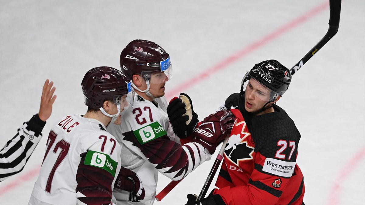 Kanada verliert überraschend gegen Lettland