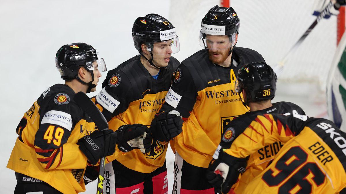 Deutschland will auch gegen Kanada gewinnen