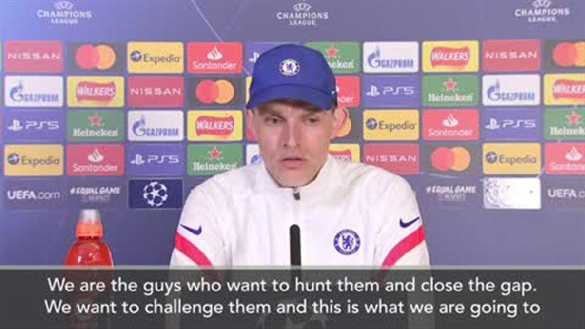 Tuchel feels 'confident' ahead of Champions League final