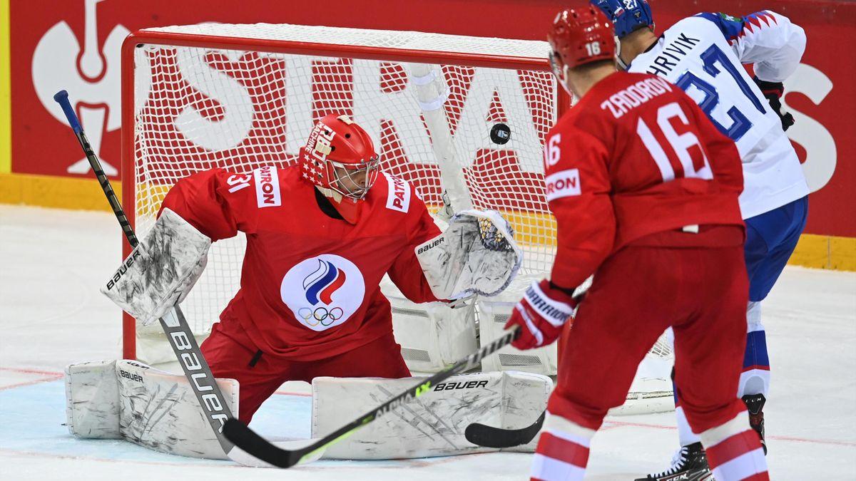 Pleite für Russland gegen die Slowakei