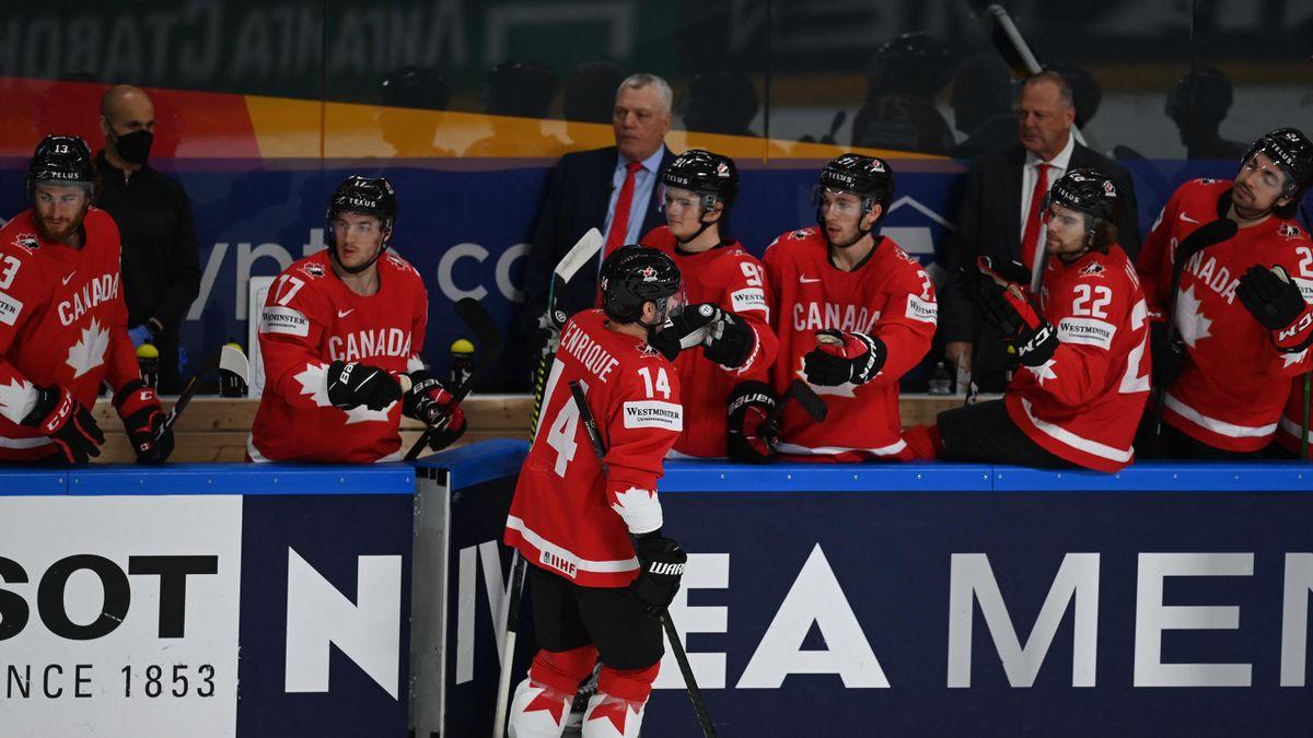 Adam Henrique führt Kanadier zum ersten WM Sieg
