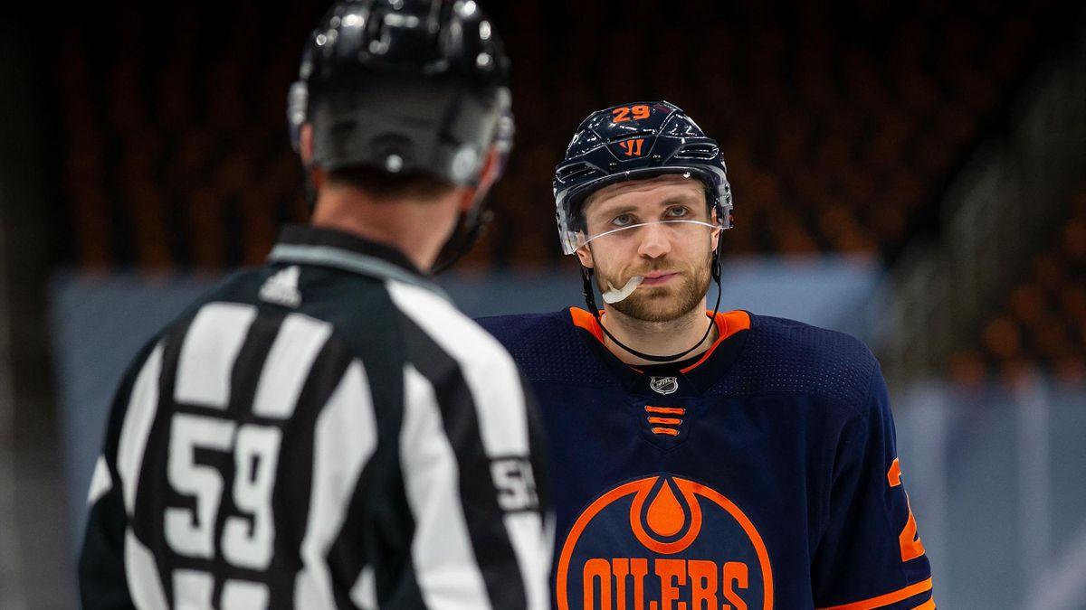 NHL-Spieler Leon Draisaitl
