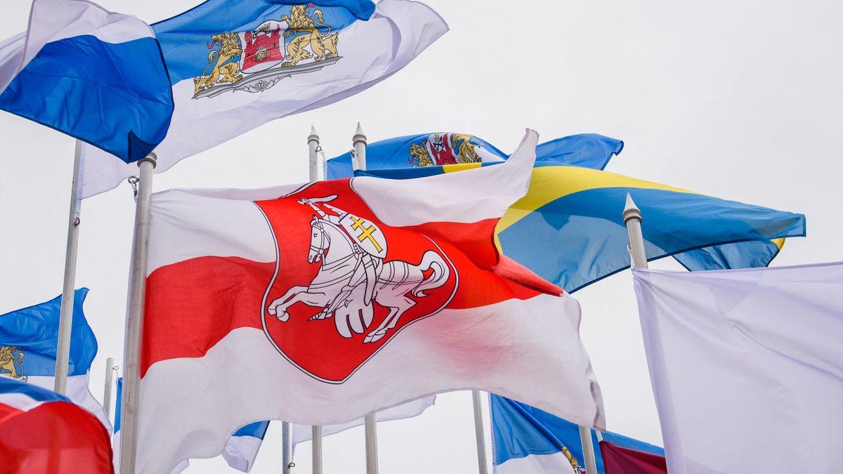Kritik am Flaggentausch bei der Eishockey-WM