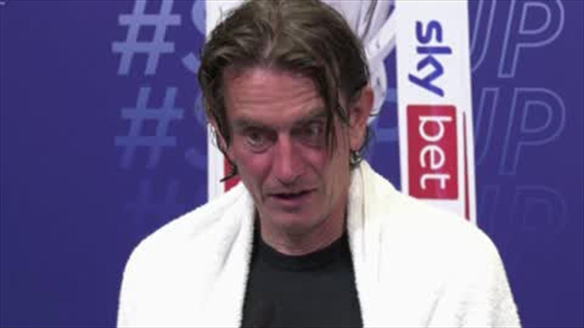 Brentford coach Frank: 'My immediate plan is to get very drunk tonight'