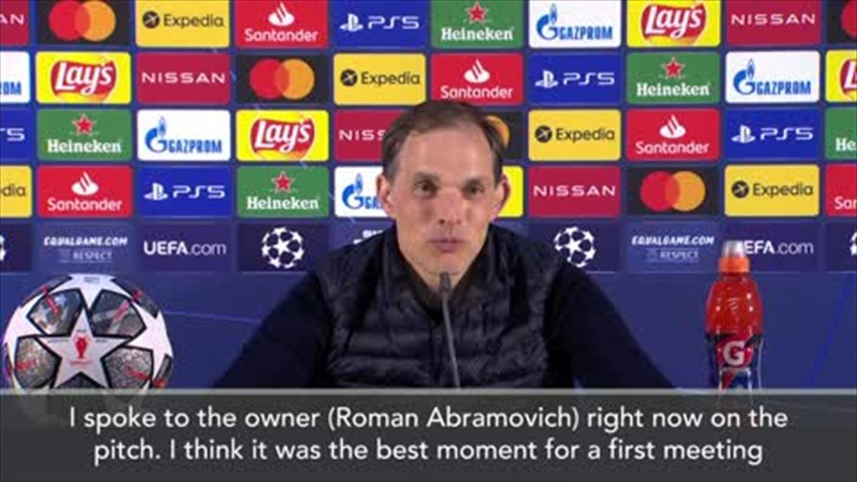 'From now on it can only get worse' - Tuchel after meeting Abramovich