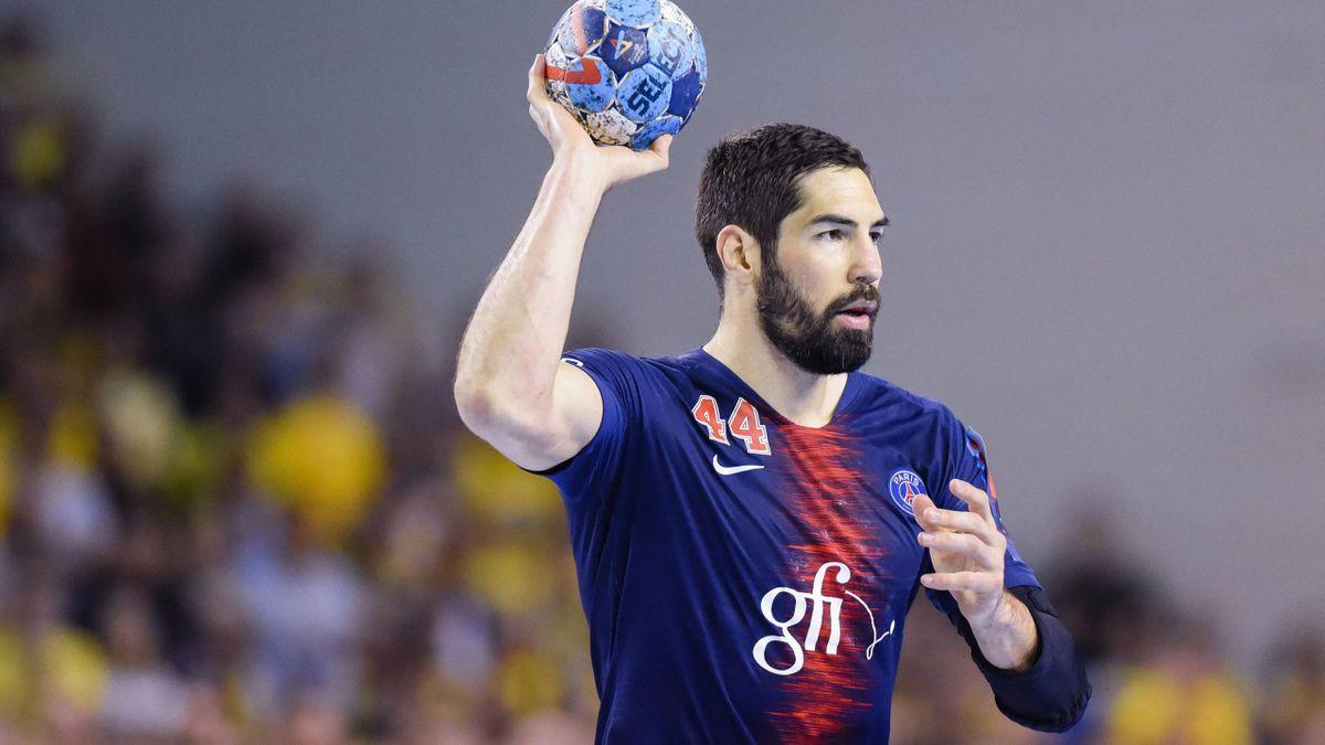 Frankreichs Star-Handballer Nikola Karabatic