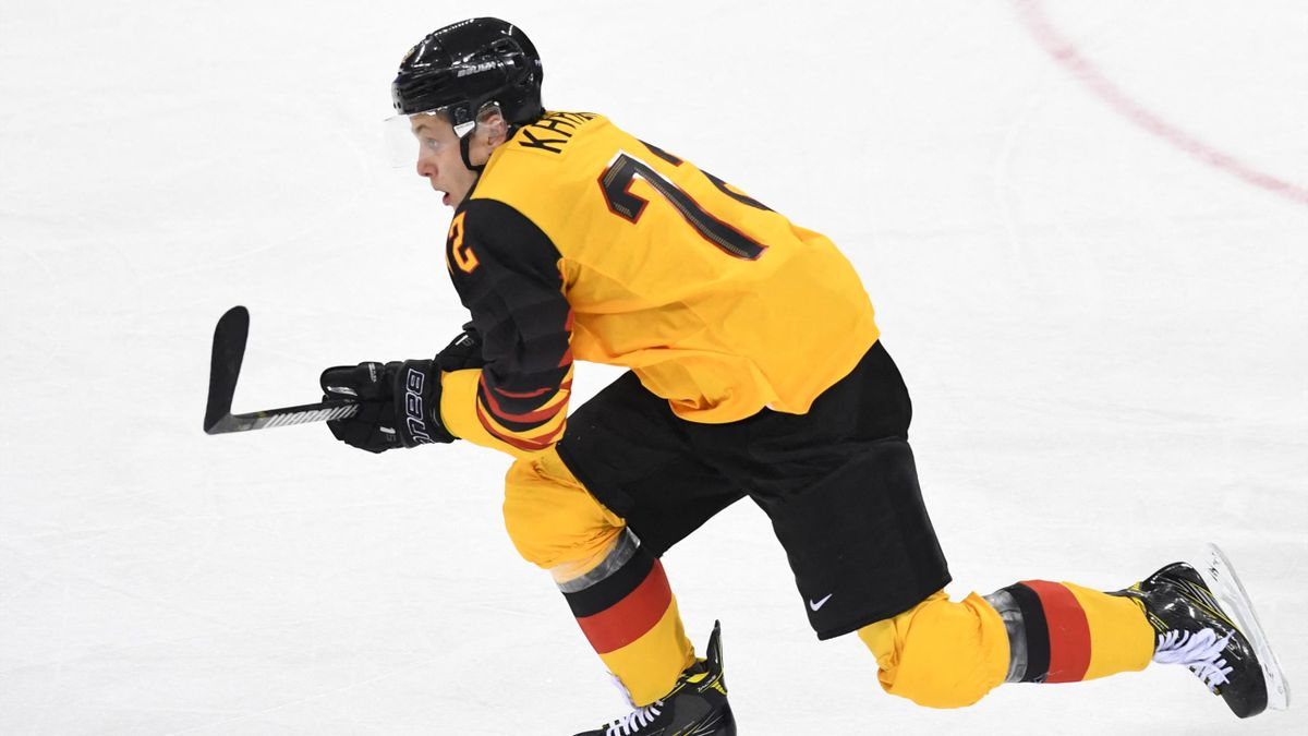 NHL-Stürmer Dominik Kahun