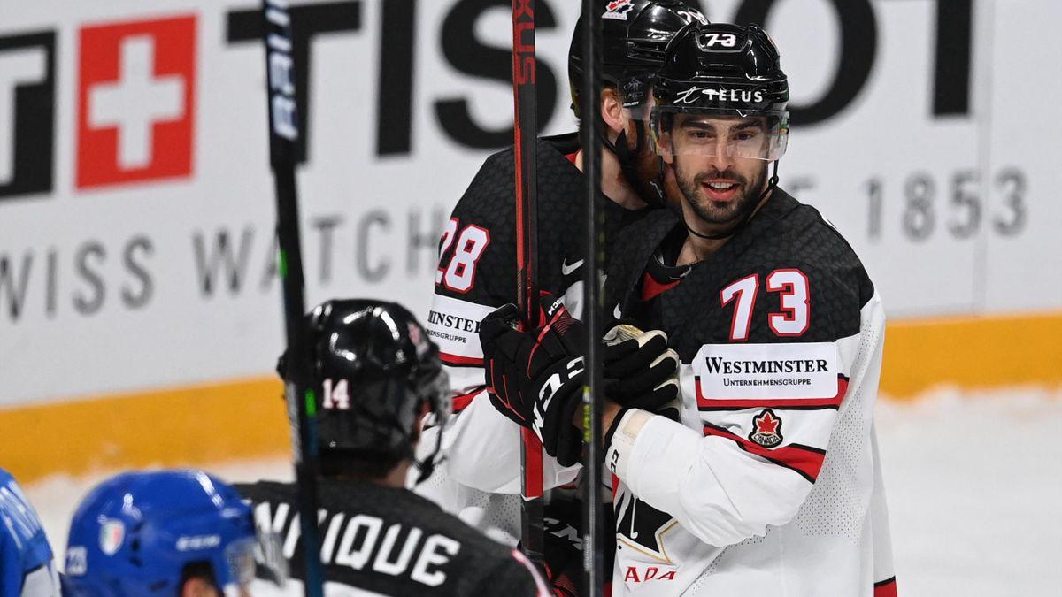 Eishockey-WM: Kanada bezwingt Italien 7:1